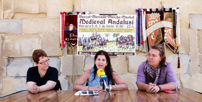 """5 t/m 7 juni """"Mercado Medieval Andalusí"""" in Moraira"""