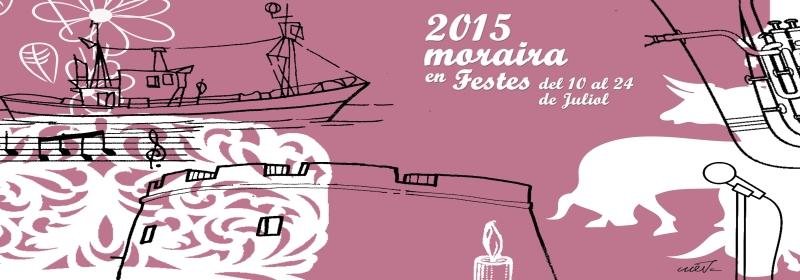 10 t/m 24 juli Fiestas patronales de Moraira