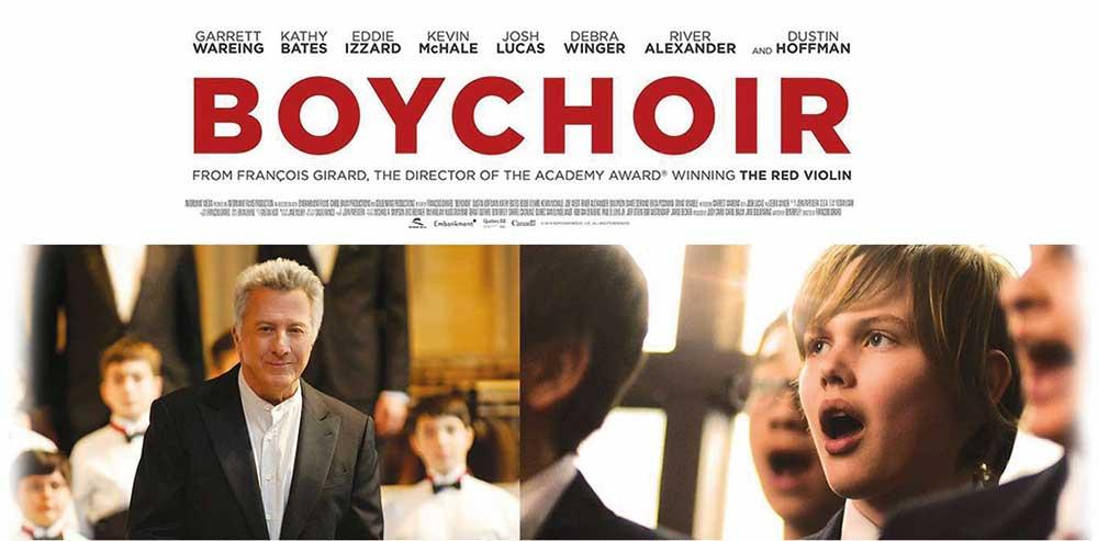 NVOC Filmavond 12 januari 2016: Boy choir