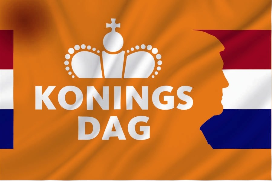 28 april, een brocante Koningsdag! – UPDATE