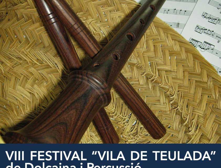 """VIII Festival """"Vila de Teulada""""  14 mei"""
