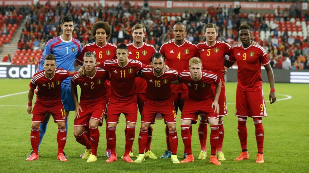 Support België op het EK2016 in Frankrijk!