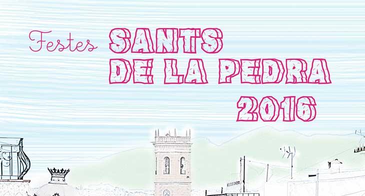 """Feesten """"Sants de la Pedra"""" 28 juli – 3aug"""