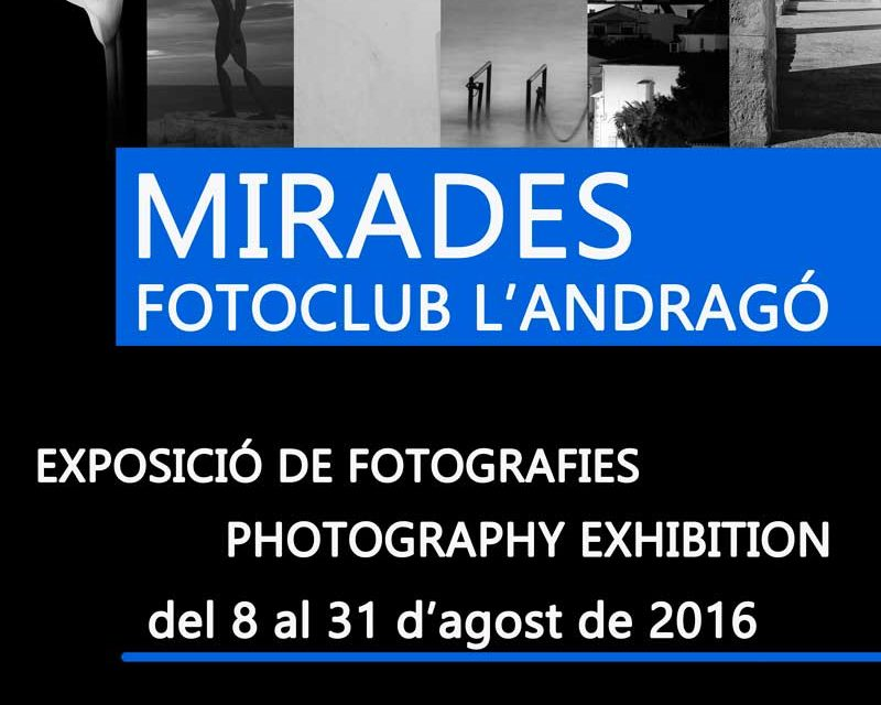 """Expositie Fotoclub """"l'Andrago"""" 8-31 aug"""