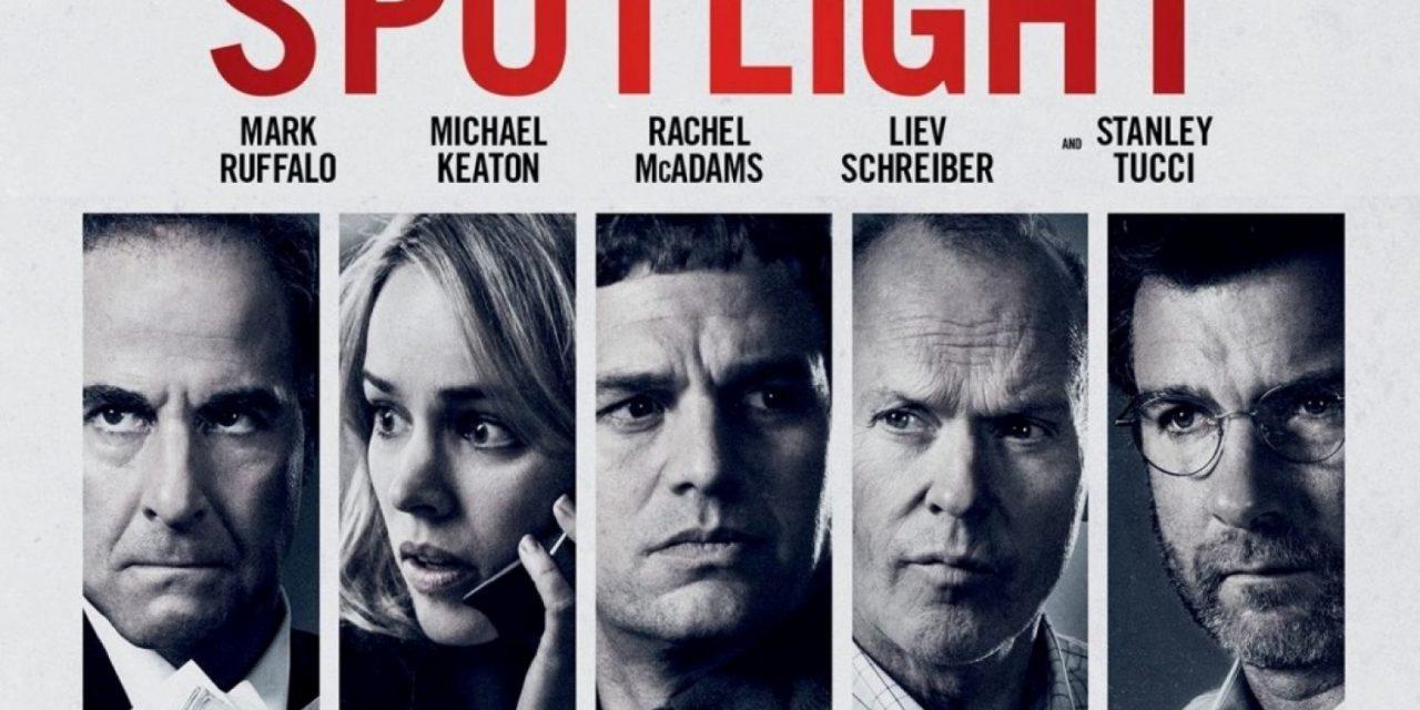 NVOC Filmavond 8 november 2016: Spotlight