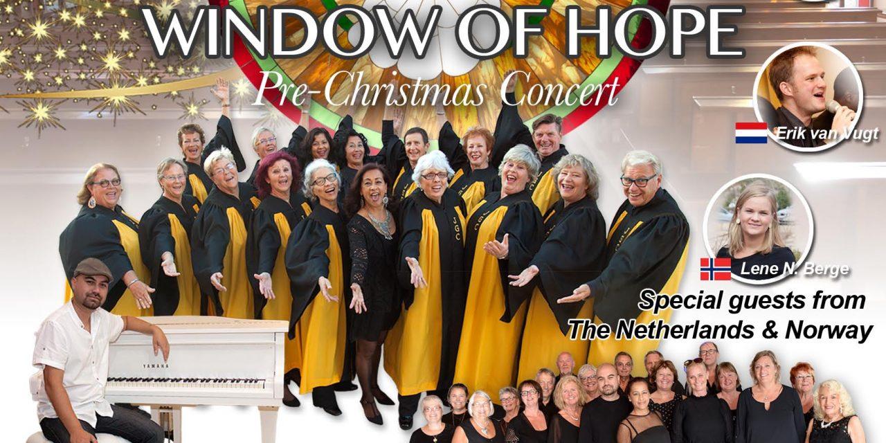 Optreden Joyful Gospel Choir 26 nov