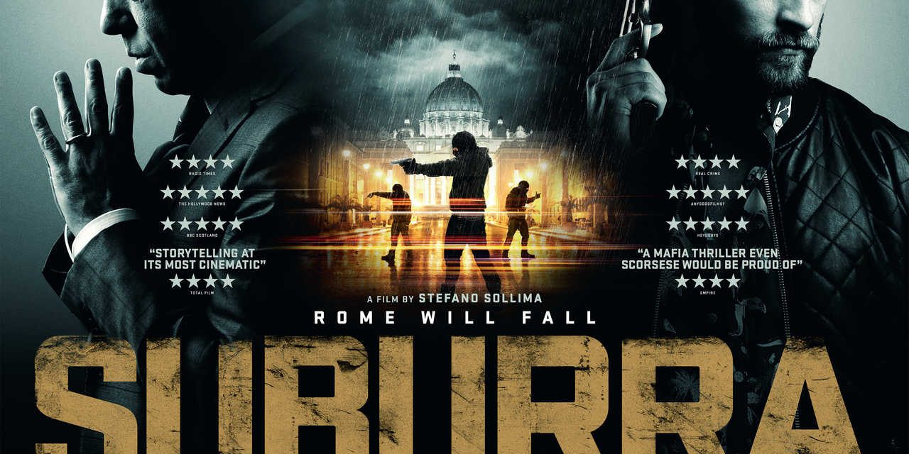 NVOC Filmavond 10 januari 2017: Suburra