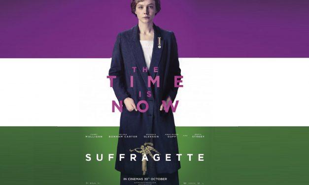 NVOC Filmavond 21 maart 2017: Suffragette