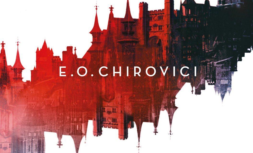 BOEK DER SPIEGELS – E.O.Chirovici