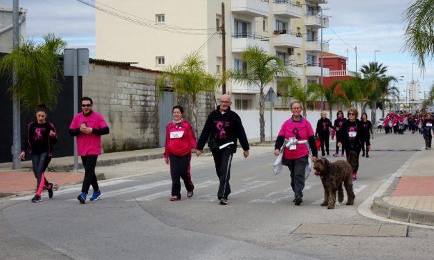 Verslag wandelen voor het goede doel in El Verger