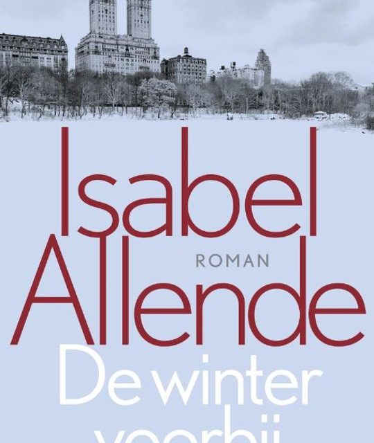 Nieuw in de bieb: De winter voorbij – Isabel Allende