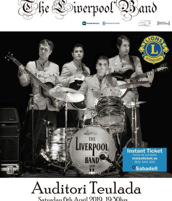 Liverpool Band 6 april 2019